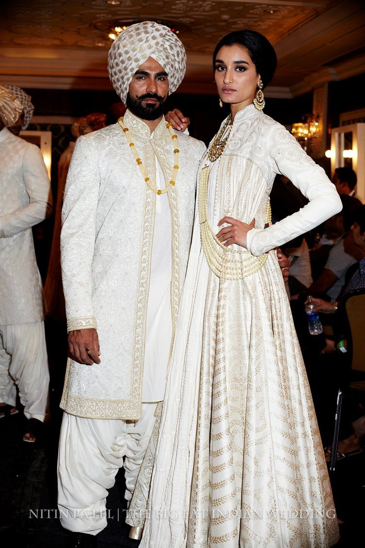 Rohit Bal 39 S Pearlesque Collection India Couture Week