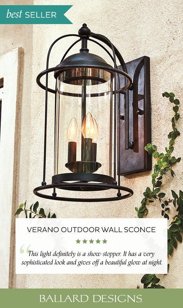 Door Lighting Outdoor Wall Sconce, Ballard Designs Outdoor Lighting