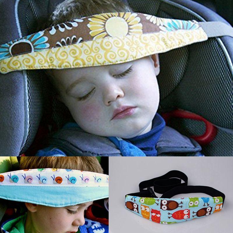 Useful Adjustable Car Safety Seat Sleep Belt Positioner