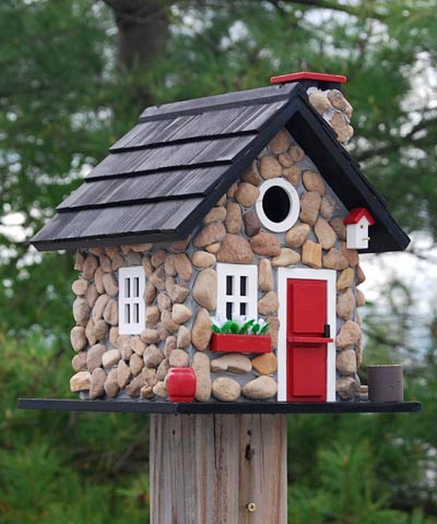 Creative House Design 44 In With House Design: 30+ Creative Bird House Ideas For Beautiful Yard