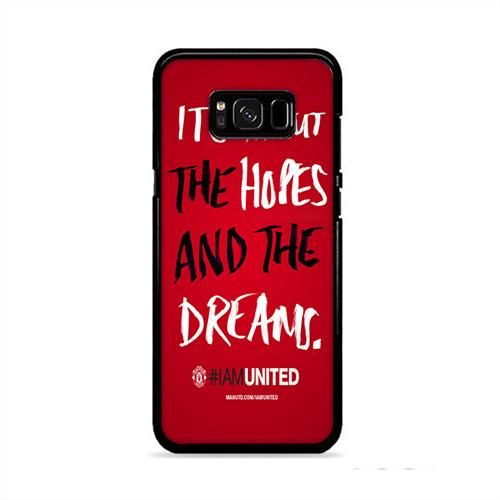 manchester united samsung s8 case
