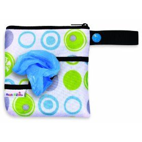Munchkin Fashion Diaper Bag Dispenser, Colors May Vary, (diaper disposal bags, baby, disposable diaper bags, diaper, diaper sacks, diaper disposal, diaper odor, child care, biodegradable, refills)