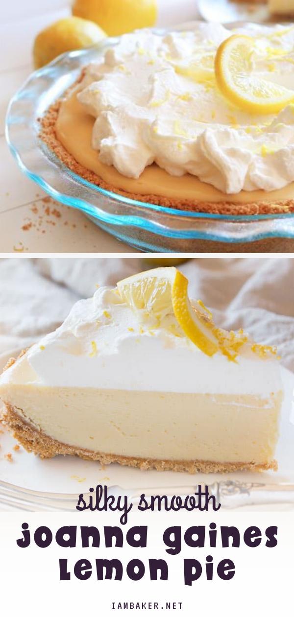 Joanna Gaines Lemon Pie In 2020 Milk Recipes Dessert Sweetened Condensed Milk Recipes Lemon Pie Recipe