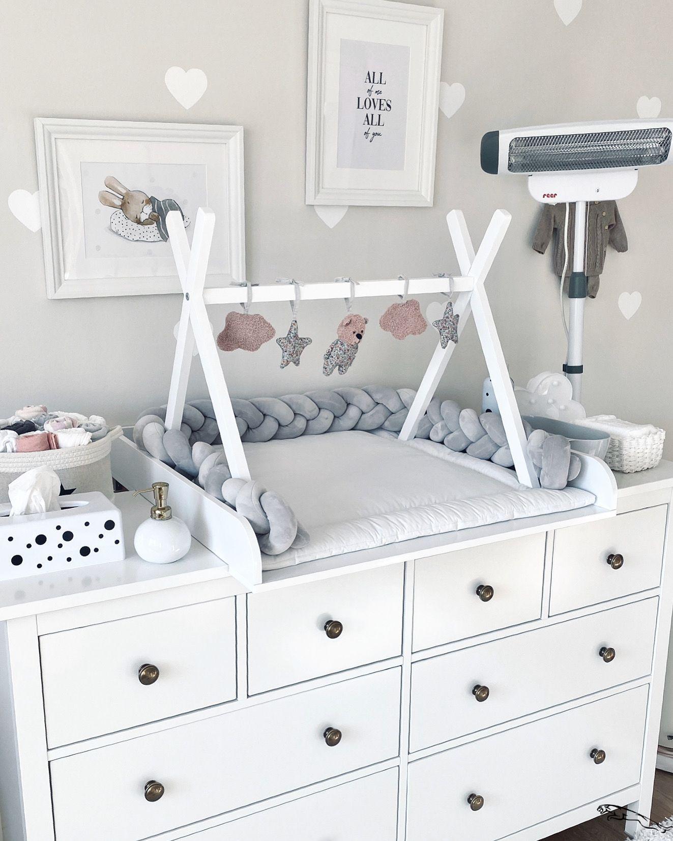Pin by Andi on Lakás in 2020 | Modern baby room, Nursery