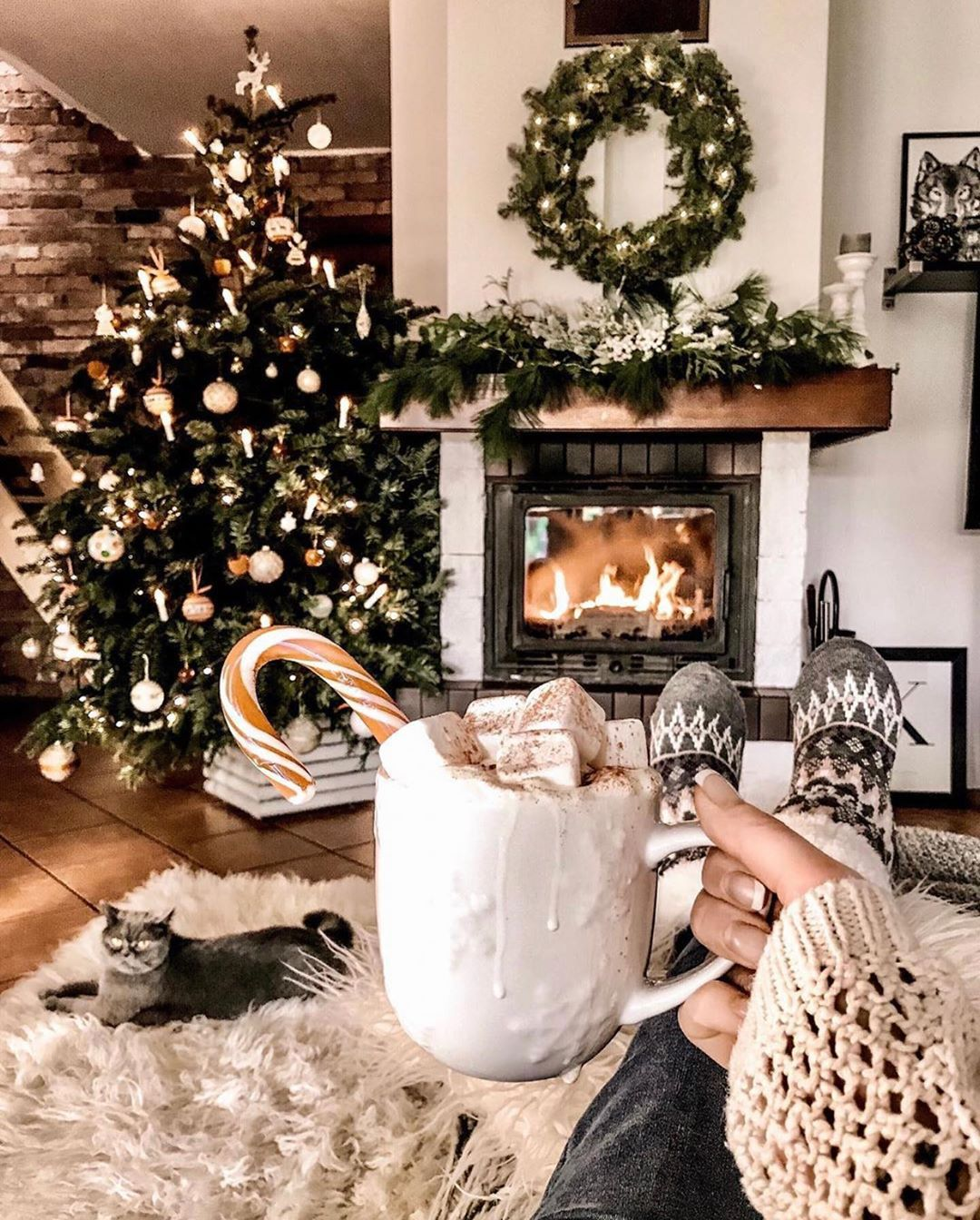 "Christmas Time ☃️🎄 ️ on Instagram ""Good morning! It's 99"