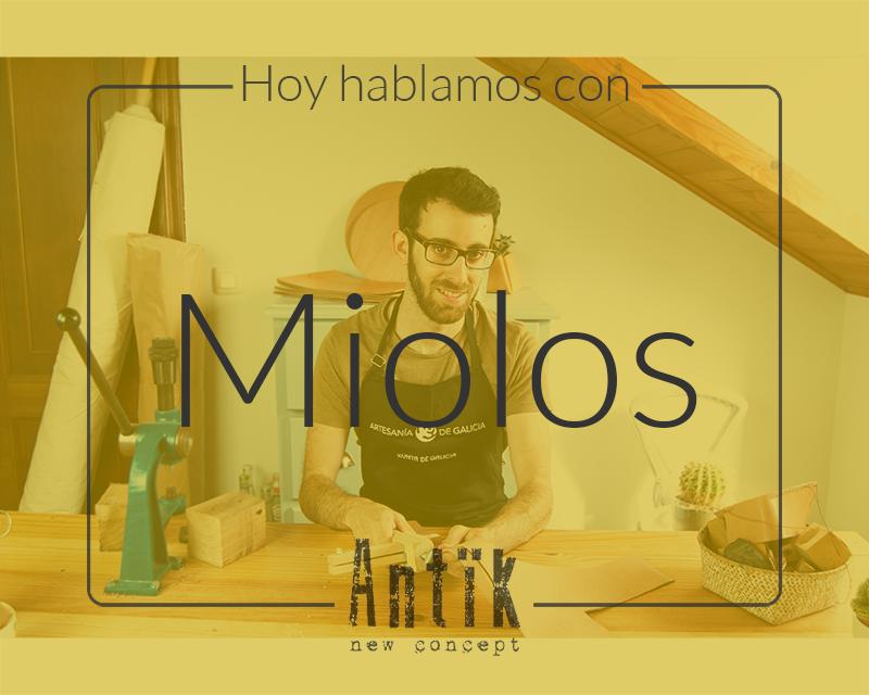 Hoy Hablamos con…Miolos
