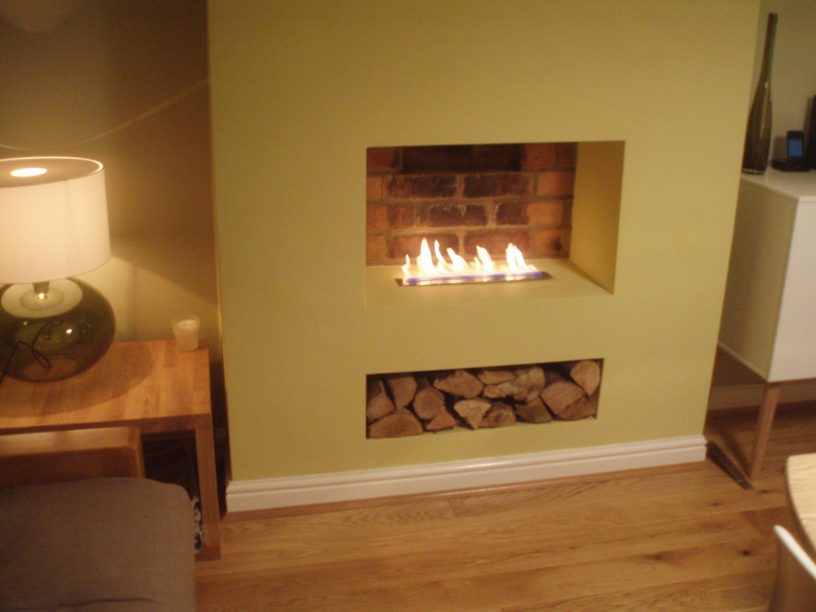 Gel Fireplaces - Bio Fires - Official company blog: DIY fireplace - how to  make
