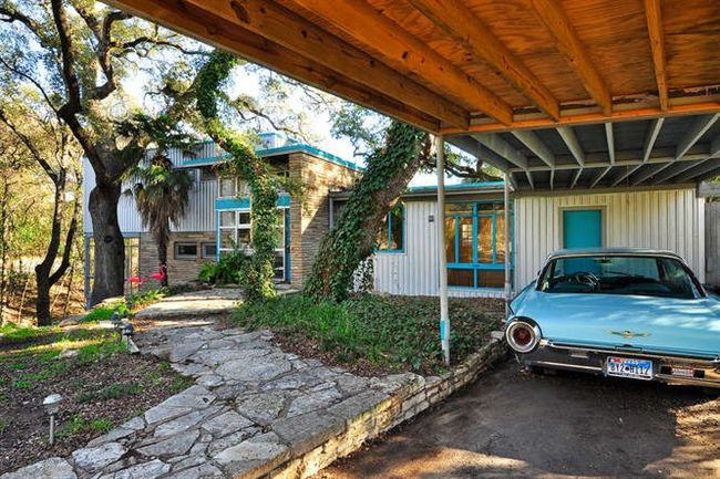 Mid-Century Modern Austin Homes, Real Estate | The Marye Company ...