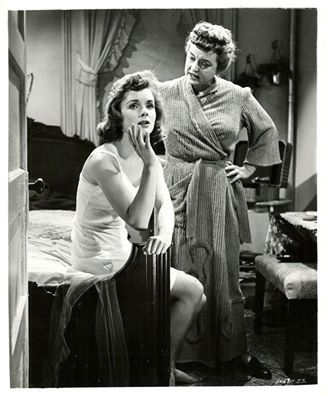 Bette Davis And Debbie Reynolds In The Catered Affair 1956 The