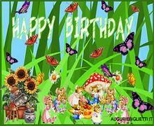 Auguri In Inglese Compleanno Biglietti Happy Birthday Birthday