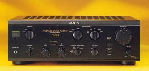 sony amplificateur stereo ta f500es a vendre for sale montreal 514 767 9585 275 vintage audio. Black Bedroom Furniture Sets. Home Design Ideas