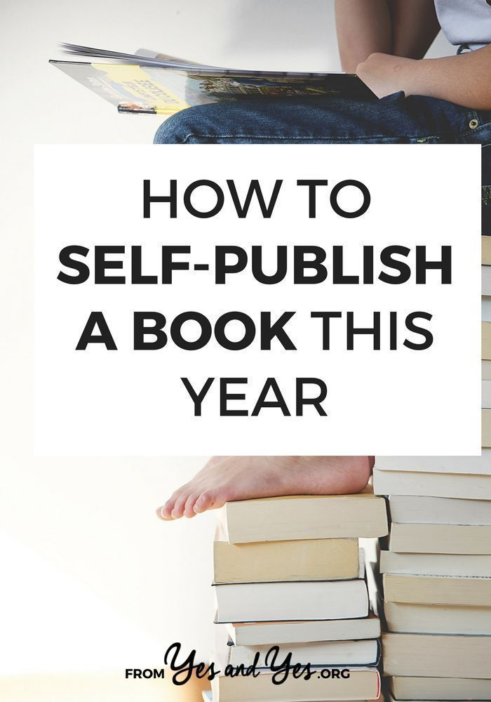 How To Self-Publish A Book This Year -