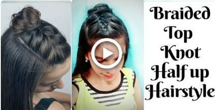 How to make braided top knot hairstyle at home for girls | Simple & Easy hairstyles for #braidedtopknots How to make braided top knot hairstyle at home for girls | Simple & Easy hairstyles for girls #wedding #hairstyles #braidedtopknots How to make braided top knot hairstyle at home for girls | Simple & Easy hairstyles for #braidedtopknots How to make braided top knot hairstyle at home for girls | Simple & Easy hairstyles for girls #wedding #hairstyles #topknotbunhowto How to make braided top kn #braidedtopknots