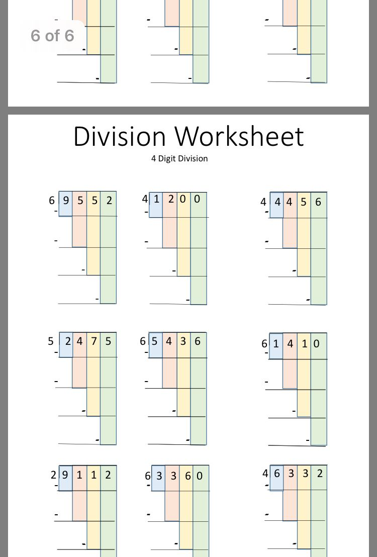 Pin By Jodi Weissman On Number Systems Block 1 Division Worksheets Number System Worksheets [ 1108 x 750 Pixel ]
