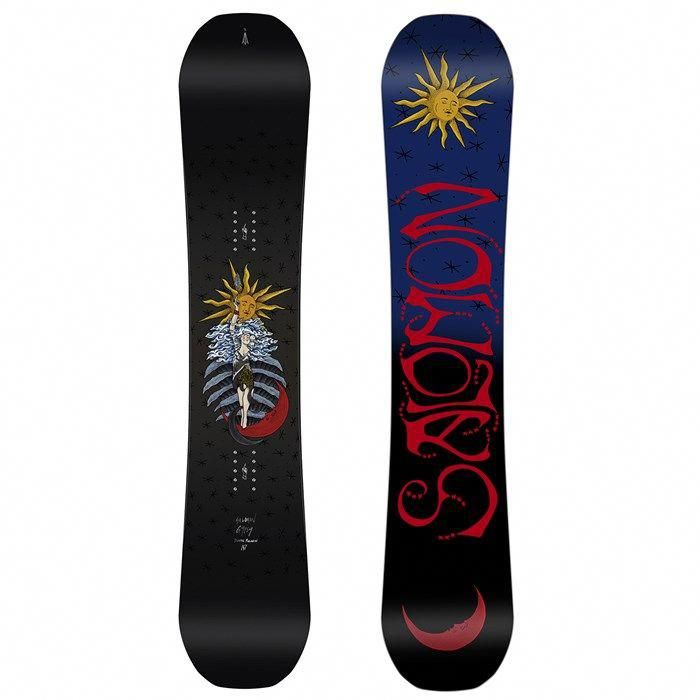 f53a5340e47f Salomon - Gypsy Classicks By Desiree Snowboard - Women s 2017  Snow ...