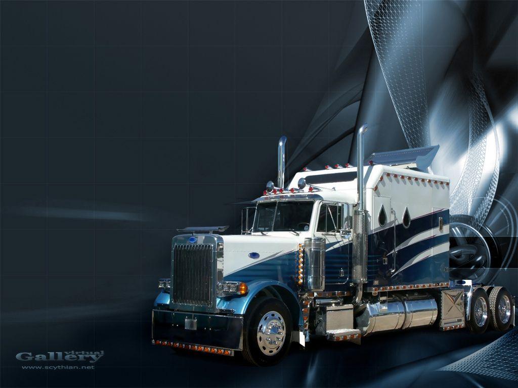 Peterbilt Truck Peterbilt Truck Desktop Wallpaper Your Hd
