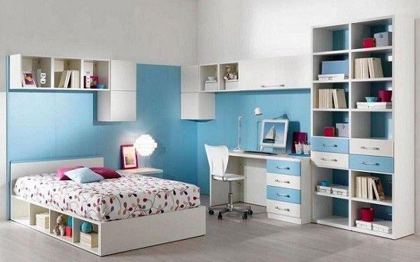Decoracion de habitaciones juveniles ideas consejos - Habitaciones juveniles chicos ...