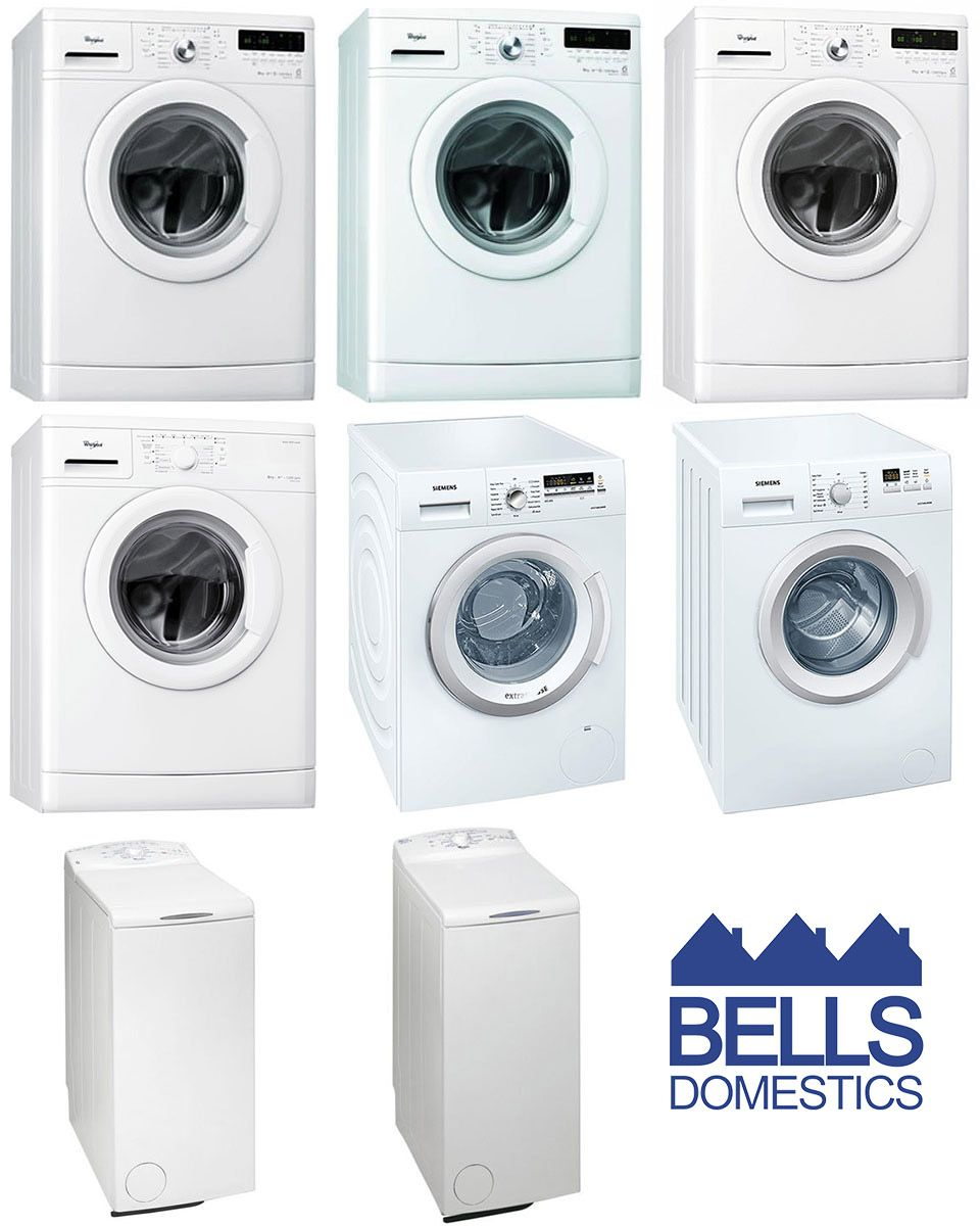 We just added 8 new washing machines to our website