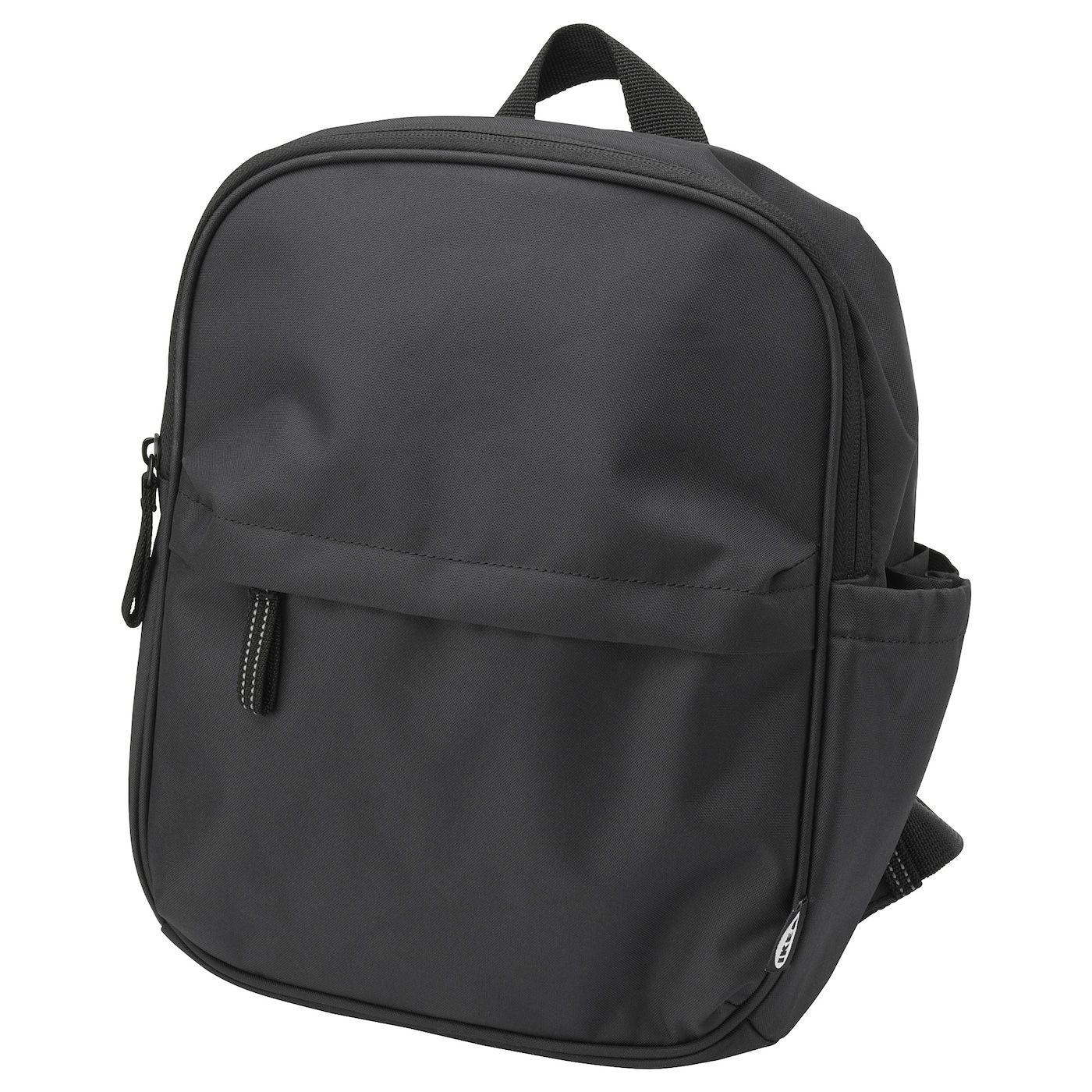 Ikea Starttid Backpack Black Black Backpack Bags Shoulder Bag
