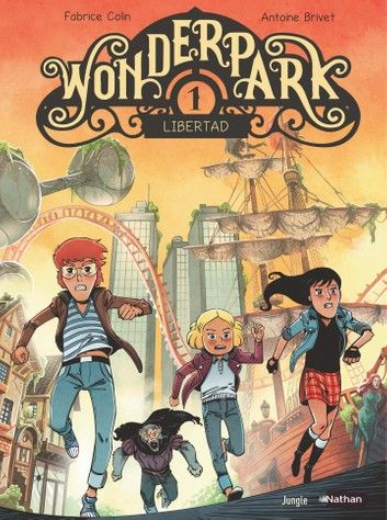 Buy Wonderpark - tome 1 - Libertad by  Antoine Brivet, Fabrice Colin and Read this Book on Kobo's Free Apps. Discover Kobo's Vast Collection of Ebooks and Audiobooks Today - Over 4 Million Titles!