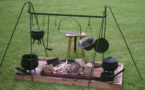 Camp Kitchens - Necessity or Convenience Item | PopUpPortal