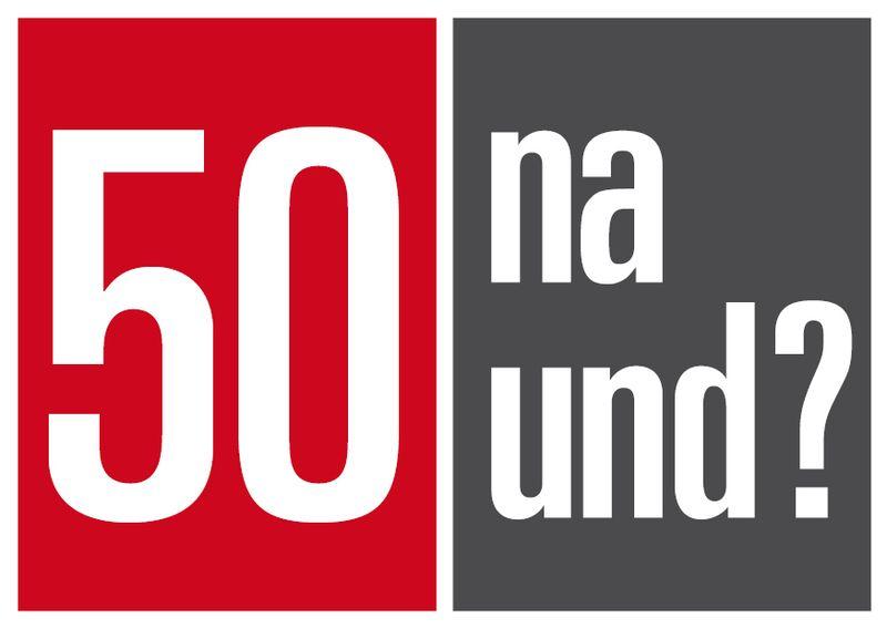 Einladungen Einladung Zum 50 Geburtstag 50 Na Und Ein