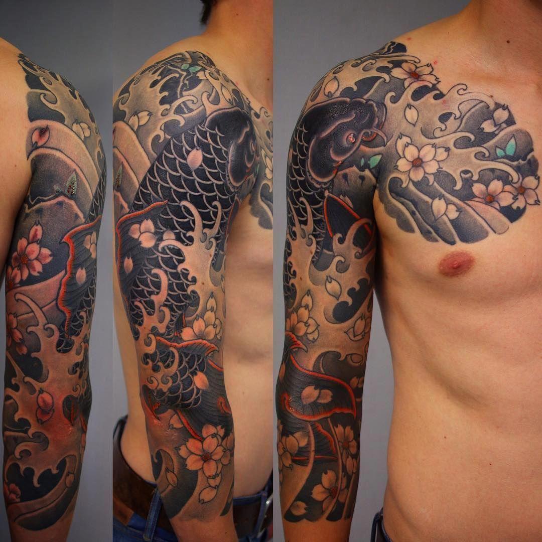 Pin On Japanese Tattoos