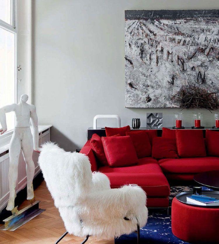 Deco Salon Gris Avec Quelle Couleur Choix Idees Et Astuces En