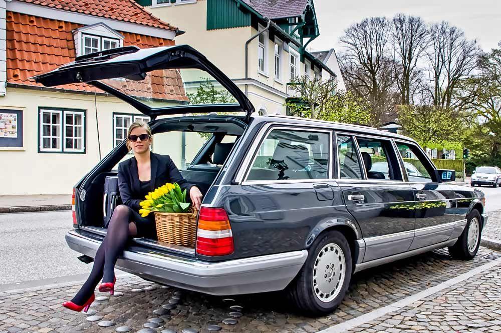 Mercedes W126 Wagon 560