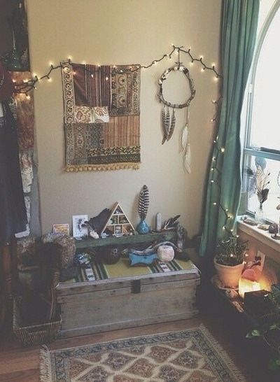 Bohemian Bedroom Ideas Tumblr