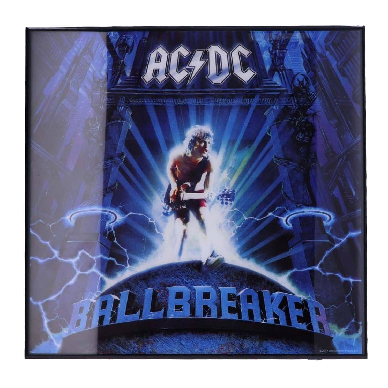 Ball breaker framed wall art in 2021 acdc album covers