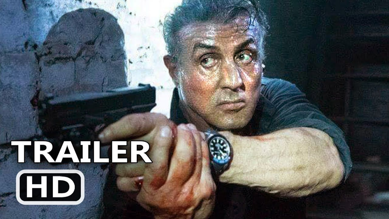 Escape Plan 3 The Extractors Teaser Trailer 2019 Sylvester Stallone Movie Best Movie Trailers Stallone Movies Action Movies