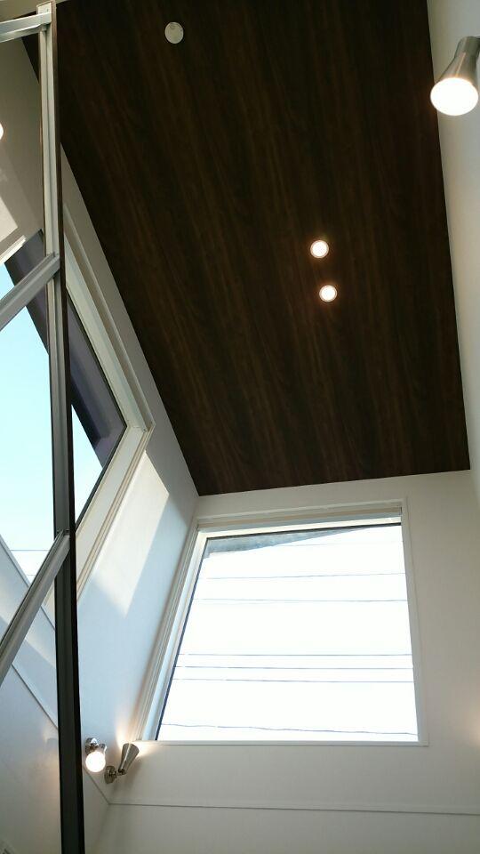 吹き抜けの天井は がおすすめ 一条アイスマート リビング