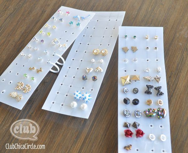 Plastic Canvas Crafts Storage Tutorials