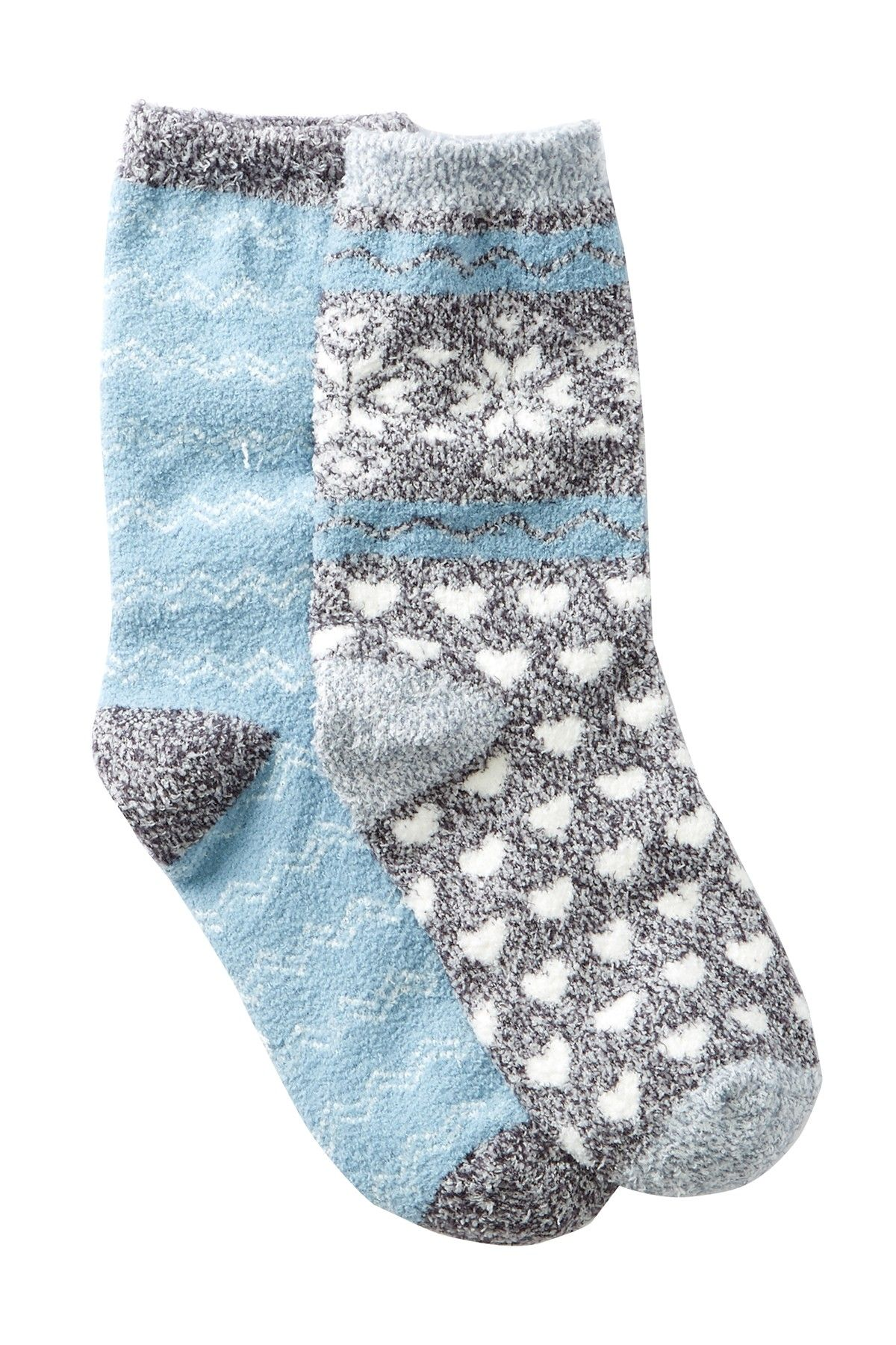 Free Press Chamois Crew Socks - Pack of 2   Crew socks and Products