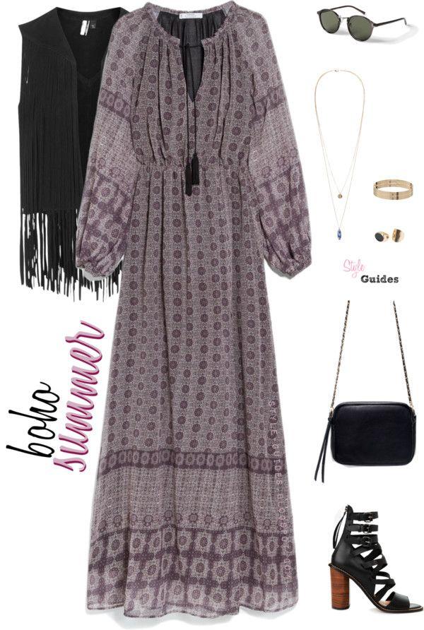 Look 266 - Boho summer dress