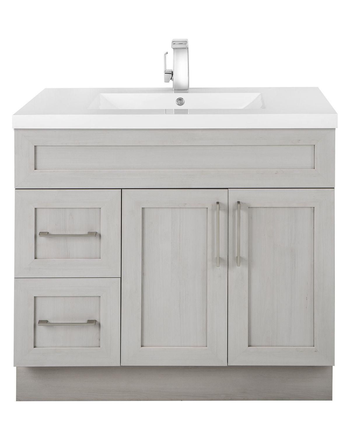 Shaker style vanities bathrooms - Classic Collection 36 Vanity In Meadow S Cove Shaker Style Also Available