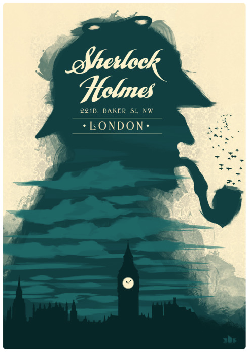 sherlock holmes  http://johnpirilloauthor.blogspot.com/  I'm currently writing about him.