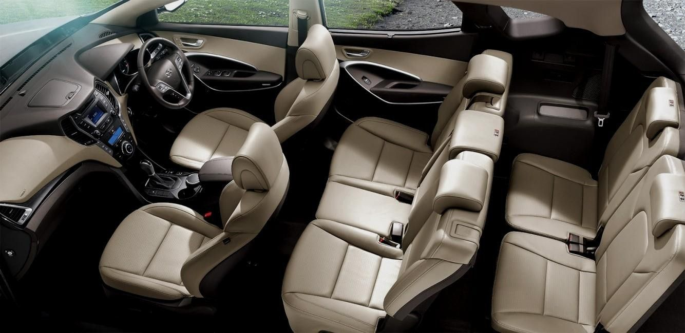 New Hyundai Santa Fe Interior Look Cars Amp Trucks Pinterest