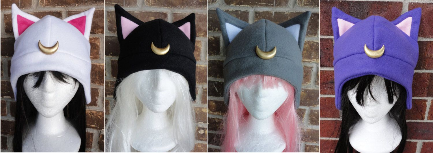 sailor moon hats