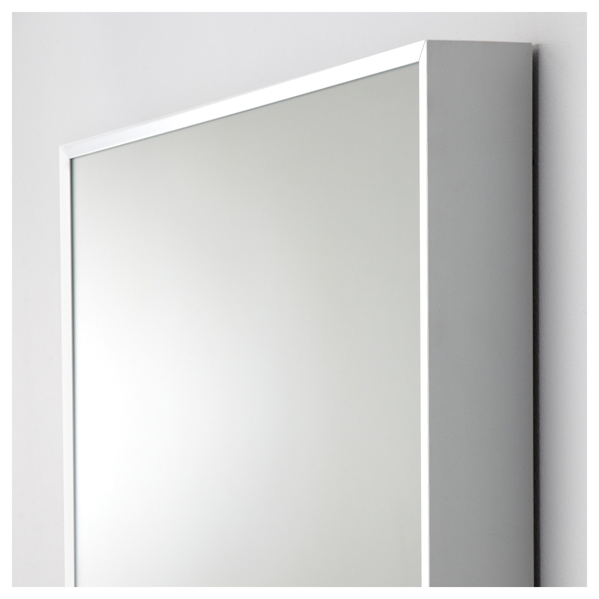 Ikea Hovet Mirror Aluminum Master Bathroom Espejos