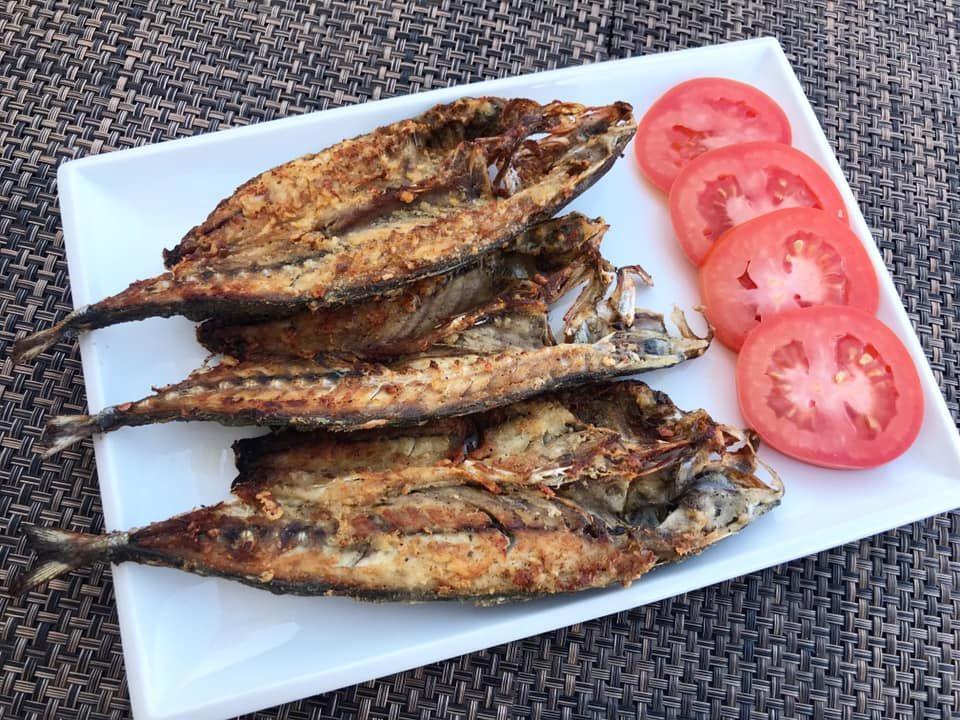 Daing na Isda (Daing na Galunggong) | Food, Smoked fish