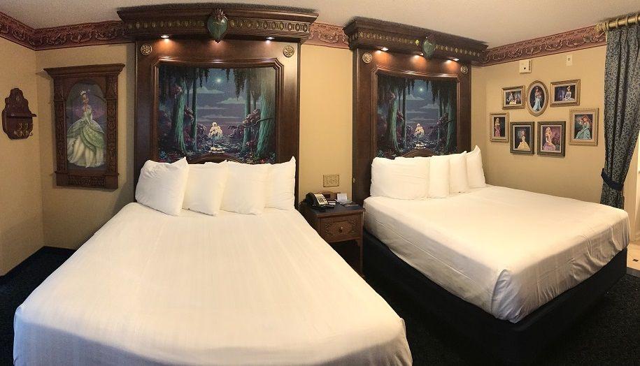 Royal Guest Room at Walt Disney World