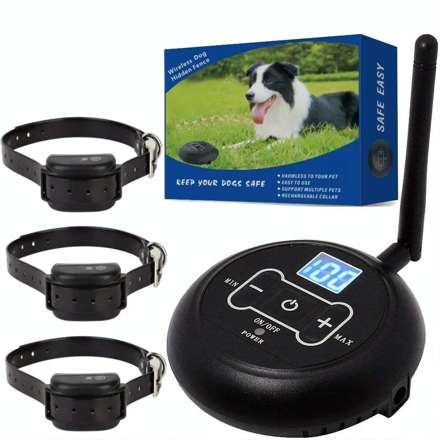 Wireless Dog Fence Wireless Dog Fence Dog Fence Training Your Dog