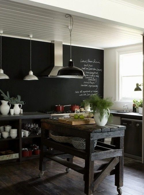Think outside the square when it comes to your splashback ...