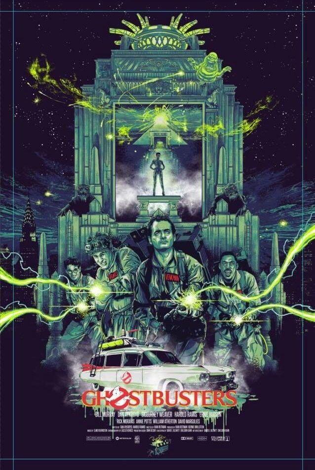 Ghostbusters 1984 Film Tv In 2019 Ghostbusters Movie