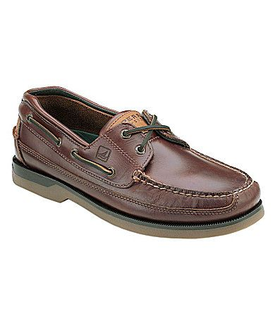 Sperry Mens Mako 2-Eye Boat Shoe