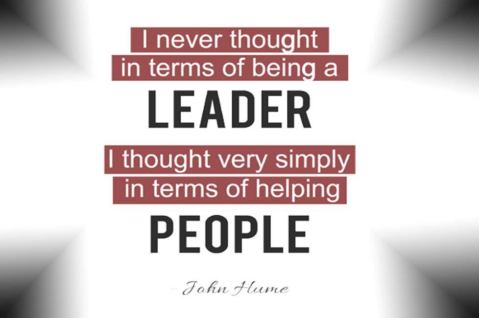 65 Inspirational Leadership Saying