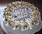 Marzipan-Vanilla gateau <3