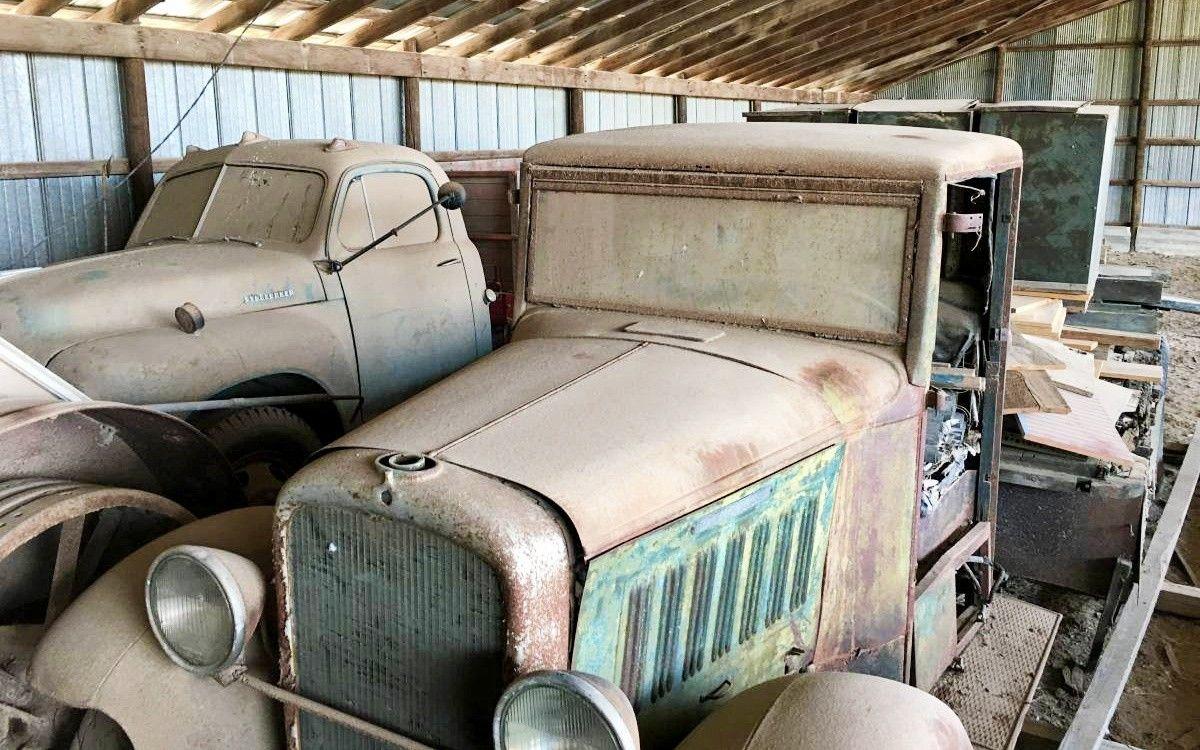 Stash Of 1932 To 1962 Studebaker Trucks   Barn Finds   Trucks